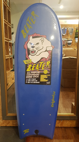 """Catch Surf - 54"""" BEATER TWIN FIN - 雙鰭軟式衝浪板54吋(絕版款)"""