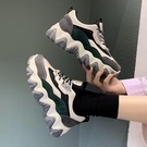 老爹鞋女鞋ins潮鞋2020新款冬季顯腳小超火加絨網紅百搭運動鞋子 蘿莉小腳丫