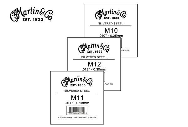 【小叮噹的店】Martin馬丁 民謠吉他 E弦.第一弦 M10 / M11 / M12