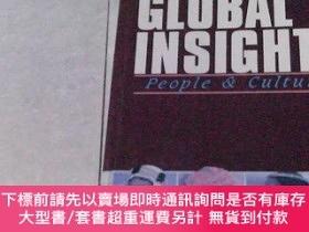 二手書博民逛書店Global罕見Insights: People+culturesY12012 MERRILL PUBLISH
