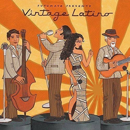 【停看聽音響唱片】【黑膠LP】PUTUMAYO PRESENTS:VINTAGE LATINO VINYL