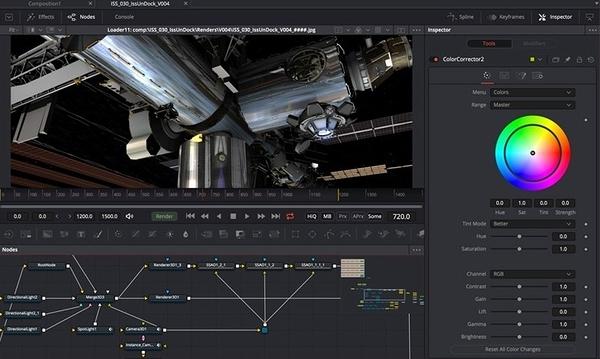 【聖影數位】Blackmagic 黑魔法 Fusion Studio 影像編輯軟體 影像剪輯 3D 動態 VR 特效 公司貨