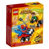 【LEGO 樂高積木】SUPER HEROES 超級英雄系列 - Mighty Micros: Scarlet Spider vs. Sandma LT-76089