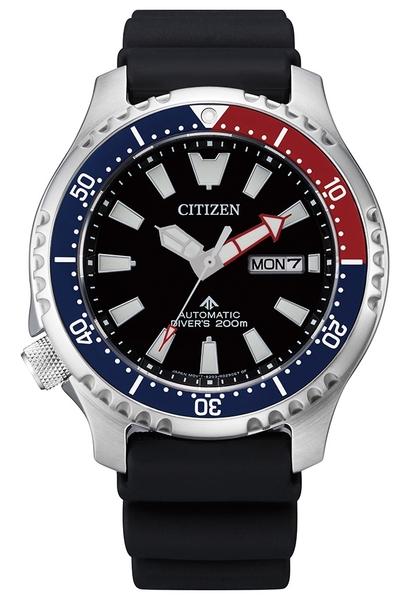 【分期0利率】星辰錶 CITIZEN 鋼鐵河豚 潛水 機械錶 42mm 原廠公司貨 NY0110-13E