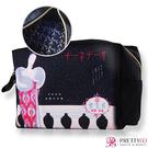 SHISEIDO 資生堂 1926銀座復古化粧包(15X7X10cm)【美麗購】
