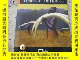 二手書博民逛書店Heart罕見of Darkness:黑暗之心(外文)Y2128