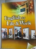 【書寶二手書T9/語言學習_WGC】English for Life & Work-Book 3_AMC Gro