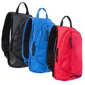 ASICS亞瑟士 A77肩背包 ( 紅/藍/黑三色)【 胖媛的店 】