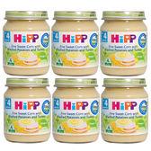HiPP喜寶天然玉米馬鈴薯火雞全餐( 天然精選火雞全餐)(6罐)[衛立兒生活館]