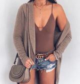 ■ 專櫃91折 ■ Gucci全新真品409416 GG 女款小牛皮革腰帶 棕色 80/85/90 cm