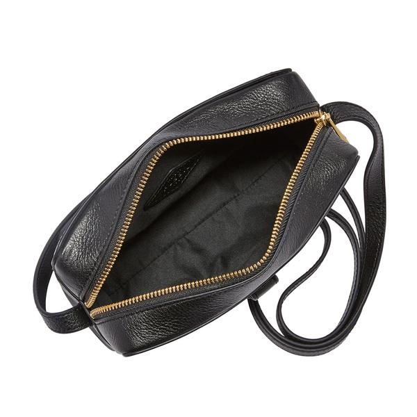 FOSSIL SYDNEY 真皮相機包-黑色 SHB2076001