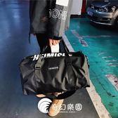 運動包短途輕便旅行包簡約出差旅游手提包女行李袋大容量-奇幻樂園