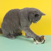 貴為GiGwi貓玩具仿真小鳥耐咬小老鼠寵物貓咪磨牙毛絨逗貓貓用品 夢幻小鎮