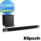 【美國Klipsch】環繞式3.1聲道藍牙家庭劇院組 BAR 48(送JAMO藍芽喇叭)