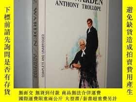 二手書博民逛書店The罕見Warden by Anthony Trollope