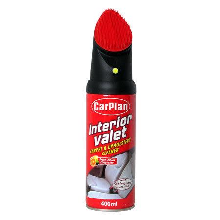 CarPlan卡派爾 內裝泡沫清洗劑