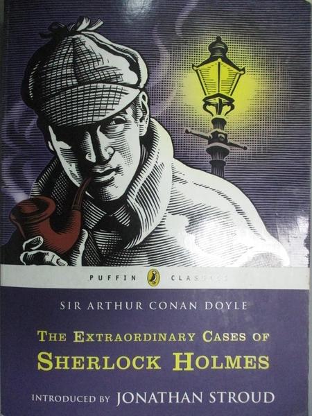 【書寶二手書T1/原文小說_IRY】The Extraordinary Cases of Sherlock Holmes 福爾摩斯特別案例_Doyle