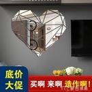 鏡貼亞克力鏡面軟鏡子衛生間墻貼紙自粘客廳電視背景墻多功能創意裝 麥吉良品YYS