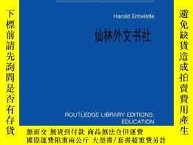二手書博民逛書店【罕見】Class, Culture And EducationY27248 Harold Entwistle