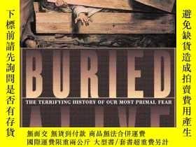 二手書博民逛書店Buried罕見Alive: The Terrifying Hi