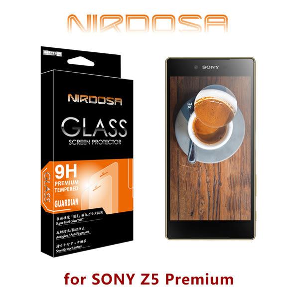 【愛瘋潮】NIRDOSA SONY Xperia Z5 Premium 9H 0.26mm 鋼化玻璃螢幕保護貼