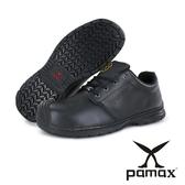 PAMAX 帕瑪斯【頂級超彈力雙氣墊安全鞋】超強戰鬥鞋頭、高抓地力專利大底、黏貼式 ※ PA3511H 男鞋