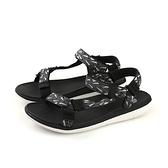 G.P (GOLD PIGEON) 阿亮代言 涼鞋 黑色 女鞋 G8695W-10 no851