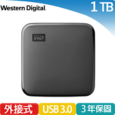 WD 威騰 Elements SE SSD 1TB 外接式固態硬碟