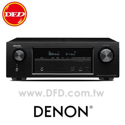 (預購)DENON 天龍 AVR-X1200W 7.2聲道 全4K Ultra HD 網絡劇院擴大機 Wi-Fi 藍牙 公貨 送4K HDMI線
