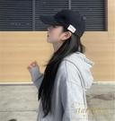 棒球帽女春夏百搭韓版日系休閒遮陽彎檐帽【繁星小鎮】