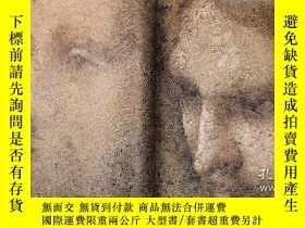 二手書博民逛書店The罕見Last Supper: Leonardo Da Vinci 達芬奇《最後的晚餐》高清細節 原版畫冊