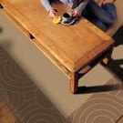 范登伯格-萊富渡假風羊毛編織地毯-夢想圈...