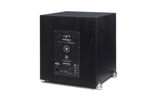 名展音響 加拿大 Paradigm  Prestige 2000SW 重低音喇叭 木紋版 桃園專賣店推薦