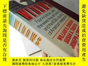 二手書博民逛書店Widows:Four罕見American Spies the