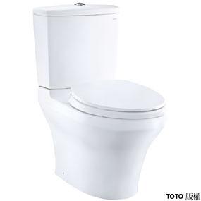 【歐雅系統家具衛浴】TOTO 東陶 CW454GUR/SW719SG 分離式馬桶(已除役停產)
