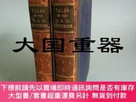 二手書博民逛書店Fabliaux罕見or Tales, abridged from french manuscripts of t