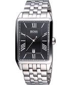 Hugo Boss 都會型男鋼帶腕錶(H1512424)