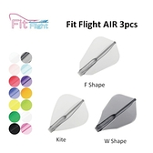 【Fit Flight】Kite/S Shape/Teardrop 素色 6pcs 鏢翼 DARTS