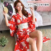日本和服女浴袍衣cosplay日式女仆裝【奇趣小屋】
