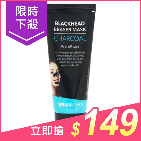 韓國 DERMAL Peel off type去黑頭粉刺面膜(撕拉式)50g【小三美日】$169