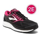 樂買網 BROOKS 18FW 支撐型 女慢跑鞋 ADDICTION 13系列 2E寬楦 1202532E070 贈腿套
