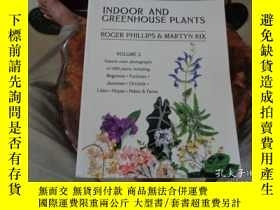 二手書博民逛書店INDOOR罕見AND GREENHOUSE PLANTS RO