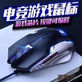 游戲電競有線鼠標筆記本電腦滑鼠