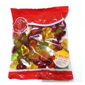 德國 Bären treff 天然果汁小熊軟糖-水果沙拉500g【德潮購】