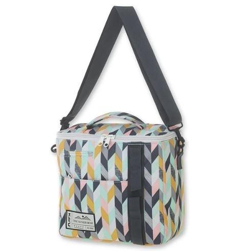 [好也戶外]KAVU Snack Sack 時尚保冷袋8.5L 人紋字素描 NO.90551173