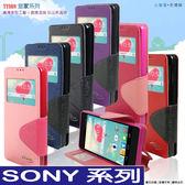 ※皇家系列視窗側掀皮套/保護殼/Sony Xperia Z2a D6563/Xperia T3 D5103