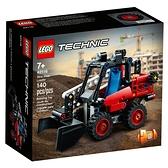 LEGO樂高 Technic 系列 滑移鏟裝機_LG42116