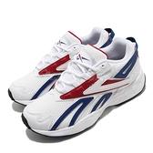 Reebok 休閒鞋 Intv Logo 白 藍 紅 Zico 男鞋 女鞋 復古慢跑鞋 老爹鞋 【ACS】 FY0946