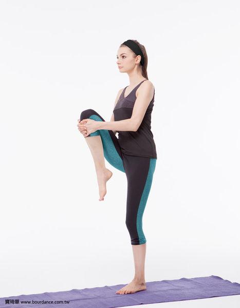 *╮寶琦華Bourdance╭*專業瑜珈韻律芭蕾★拼接背心上衣(內有裡襯 附罩杯)【Y16265】