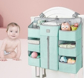 嬰兒床掛袋尿不濕收納袋